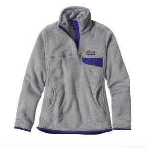 Patagonia Re-Tool Snap-T Pullover Fleece Size XS